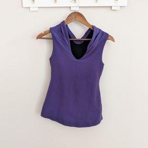 Lululemon Purple Workout Top Small/Medium